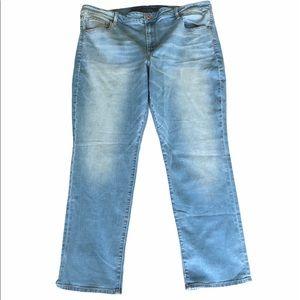 NWOT American Eagle Super Stretch Skinny Jeans, 22